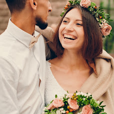 Wedding photographer Kristina Kolodey (Kristal4ik). Photo of 07.09.2017
