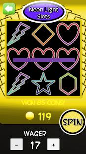 Neon Lights Slot - náhled