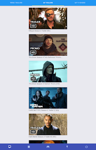 Daily Trailers - tv shows, movies & games trailers- screenshot thumbnail