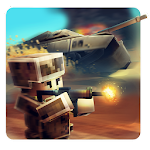 Call of Craft: Blocky Tanks Battlefield Icon