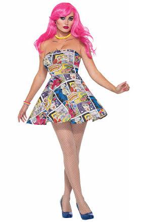 Pop Art, klänning