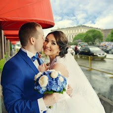 Wedding photographer Anna Bernackaya (annabernatskaya). Photo of 06.10.2016
