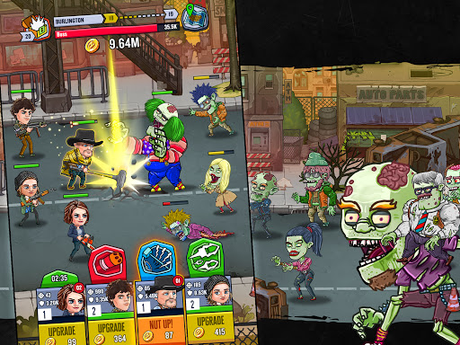 Zombieland: AFK Survival 2.0.5 screenshots 17