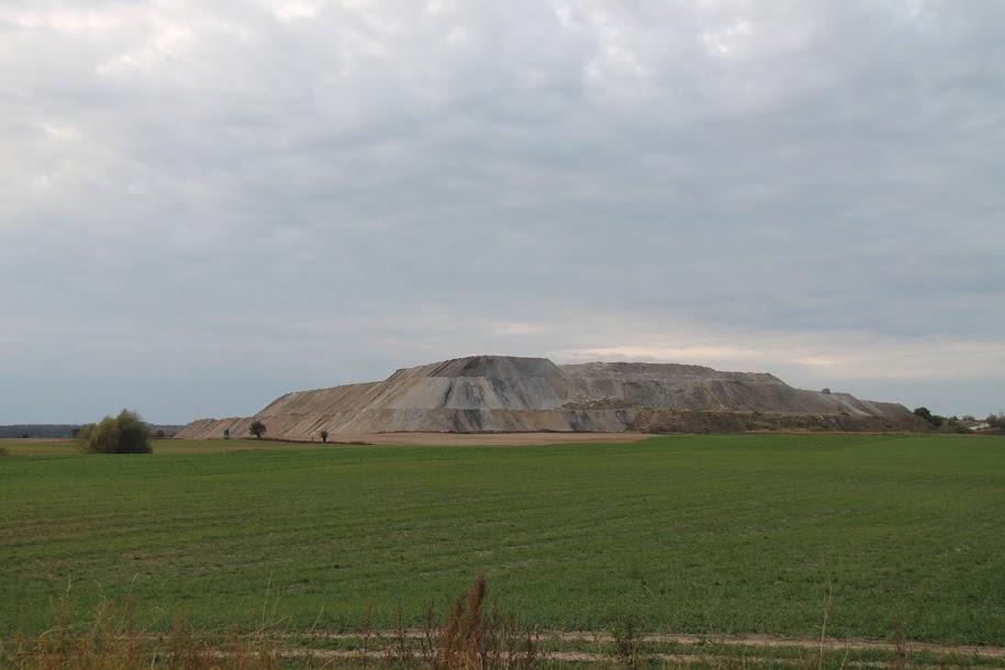 Piechcin - Kamieniołomy