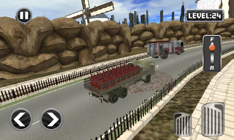 Master Transporter Driving 3D- screenshot