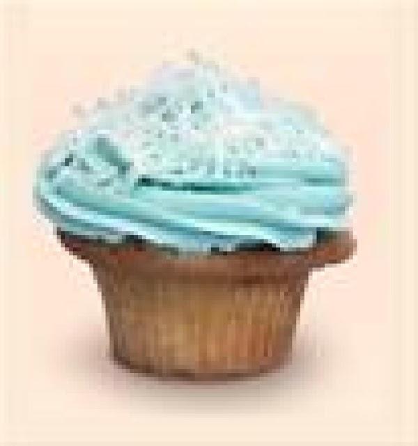 Blue Hawaii Cupcakes Recipe