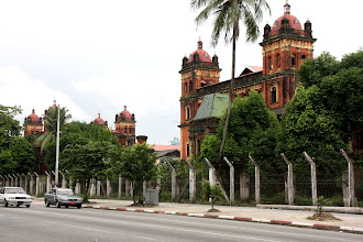 Photo: Year 2 Day 54 - Government Buildings in Yangon