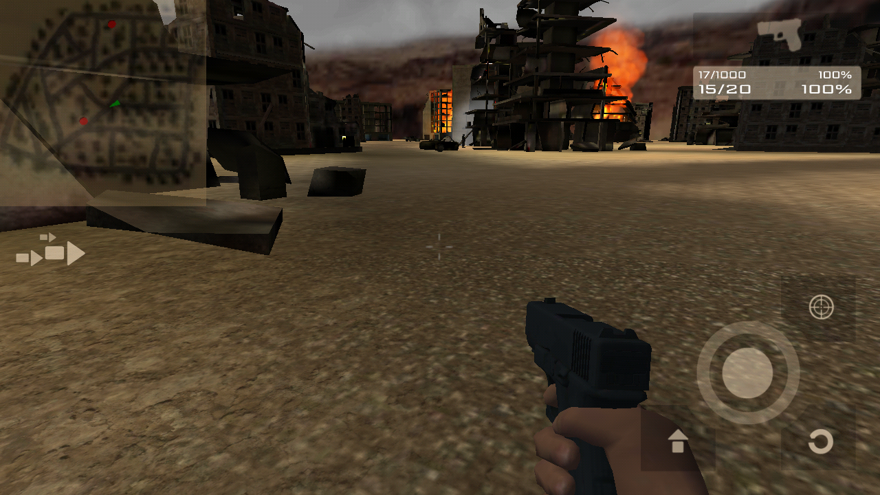 Operation Terrorist- screenshot