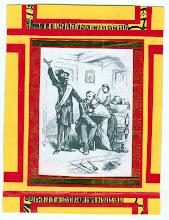 Photo: Wenchkin's Mail Art 366 - Day 176, card 176a