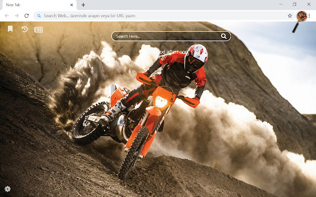 Motocross Racing HD Wallpapers New Tab