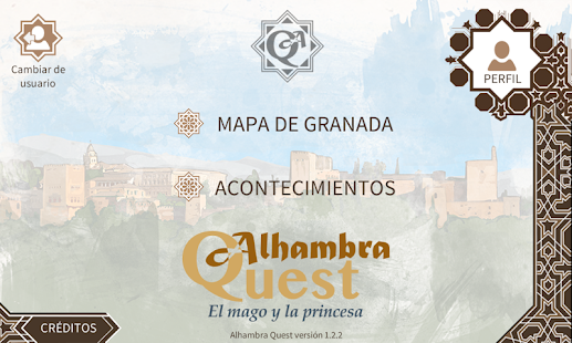 Alhambra Quest- screenshot thumbnail