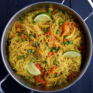 Singapore Curry Vegetable Recipes
