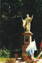 Photo: Pomnik św. Andrzeja Boboli w Strachocinie.