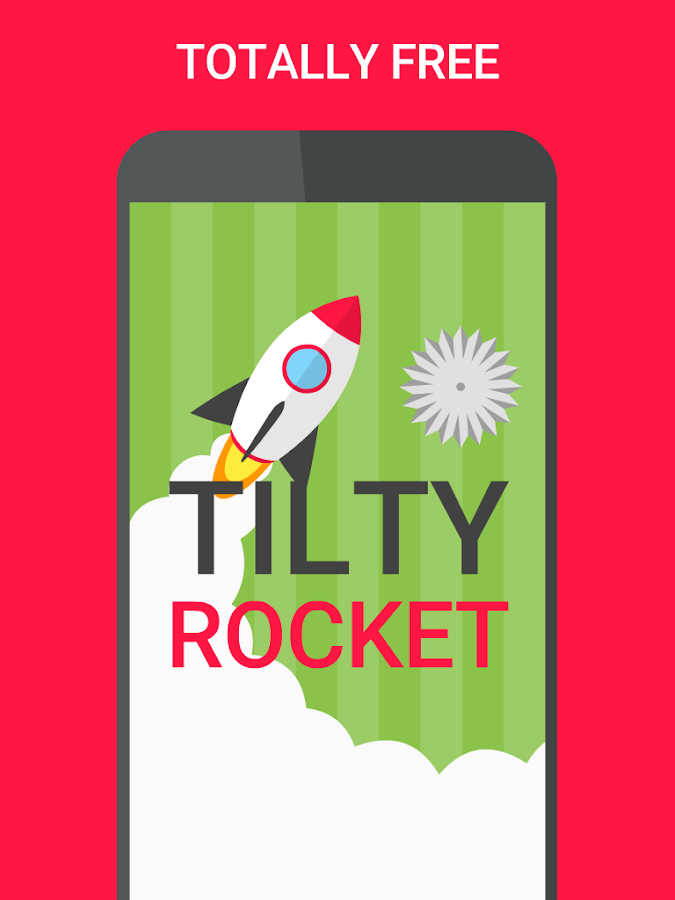 Tilty Rocket- screenshot