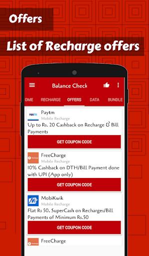app for recharge & balance check screenshot 3