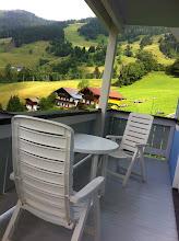 Photo: Balkon FeWo Alpenrose