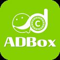 애드박스 : 앱테크의 정석 (돈버는어플, 인플루언서 마케팅) icon