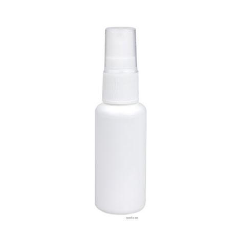 Sprayflaska 30 ml - vit