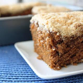 Shoo-Fly Cake.