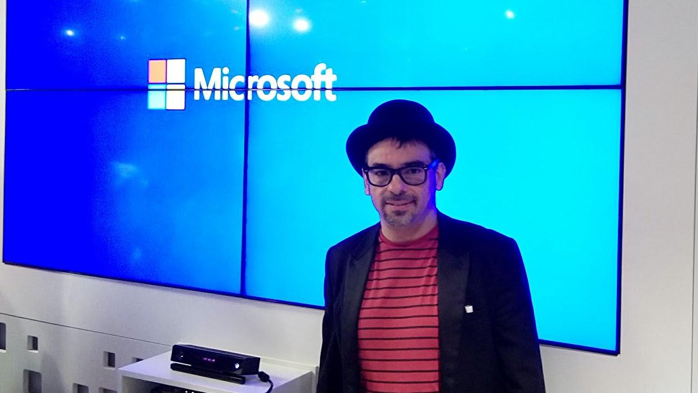 Alfonso V family day Microsoft 2015