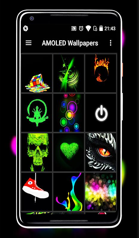 AMOLED Wallpapers screenshots