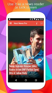 Next News Pro (Reader & Lock) v1.0.6