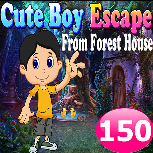 解謎App|Cute Boy Escape From Old House LOGO-3C達人阿輝的APP