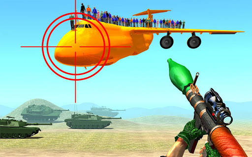 Jet War Fighter Airplane Shooting 1.30 screenshots 1