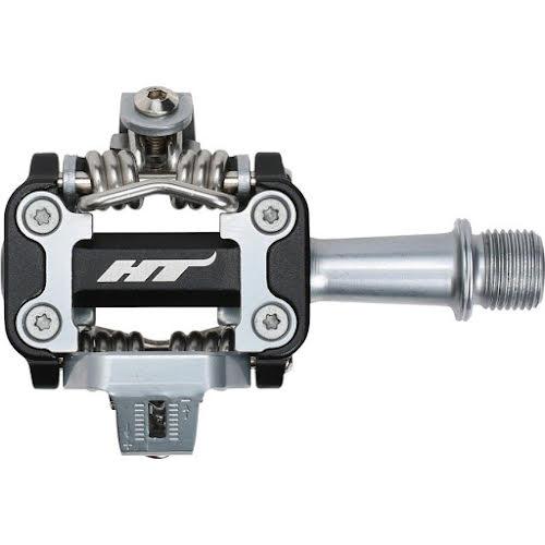 HT Pedals HT M1 Aluminum Clipless Pedal