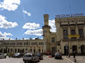 Photo: Wrocław Główny