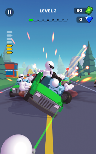 Rage Road screenshot 4