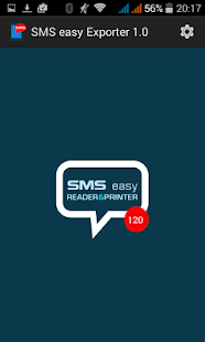 SMS easy Exporter- screenshot thumbnail
