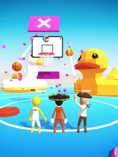 Five Hoops - Basketball Game 17 screenshots 9