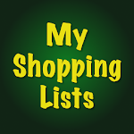 My Shopping Lists - Groceries icon