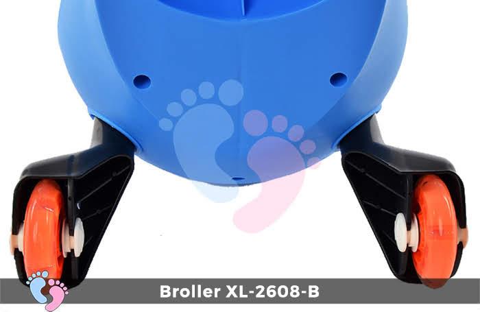 xe lắc cho trẻ em broller xl 2608B