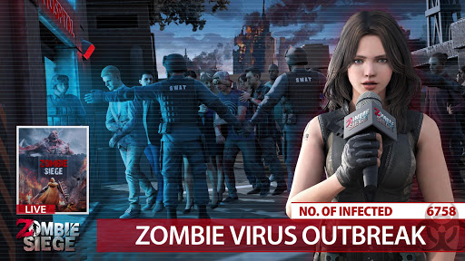 Code Triche Zombie Siege: Last Civilization APK Mod screenshots 1