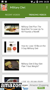 Military Diet lose weight fast for PC-Windows 7,8,10 and Mac apk screenshot 3