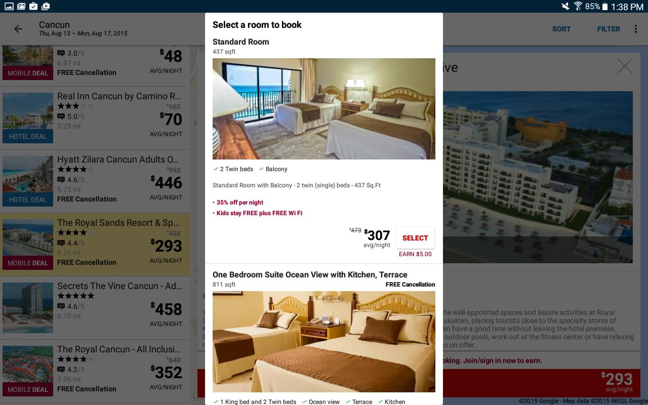 CheapTickets - Cheap is good. - screenshot