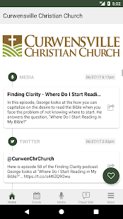 Curwensville Christian Church- screenshot thumbnail