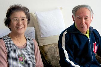 川島勝美さん早智子さんご夫妻