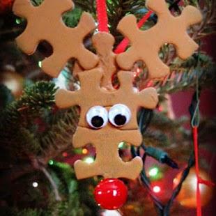 DIY Christmas Decorations - náhled
