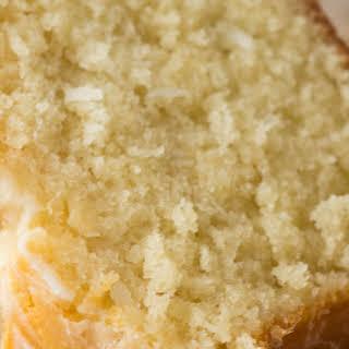 Grandmas Coconut Pound Cake.