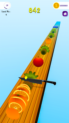 Code Triche Perfect Fruit Slicer - Chop slice APK MOD screenshots 2