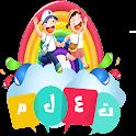 تعليم الحروف و الالوان للاطفال icon