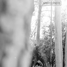 Wedding photographer Army Photo (armyphoto). Photo of 27.09.2017