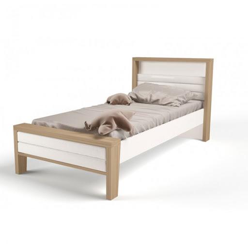 Подростковая кровать ABCKing Mix 2 с мягким изножьем 190x90 см BB041902M купить