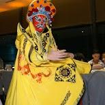 maskface performance at HAIDILAO, Taipei in Taipei, T'ai-pei county, Taiwan