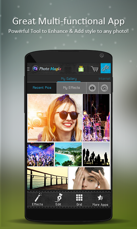 Photo Magix- screenshot