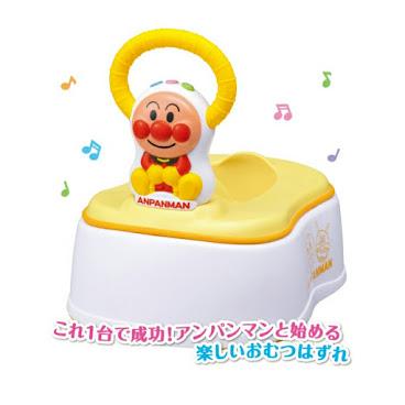 (日本直送)麵包超人音樂便器(包運費)