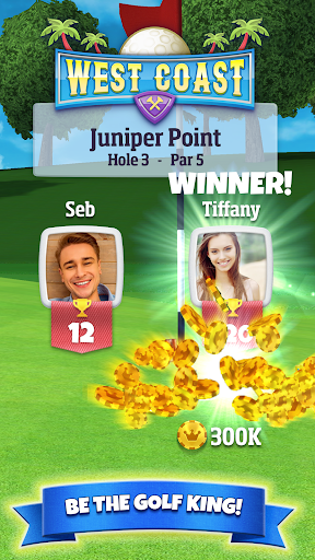 Golf Clash app (apk) free download for Android/PC/Windows screenshot
